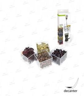 Set Botanical para Gin Tónico Vin Bouquet