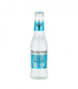 Tonic Water Fever Tree Mediterranean 200ml