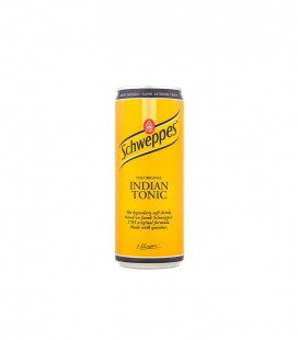Tonic Water Schweppes Indian Can 250ml