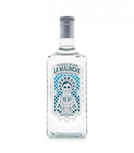 Tequila La Malinche Silver 38º