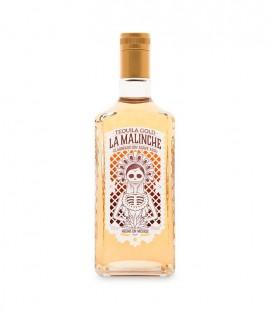 Tequila La Malinche Gold 38º