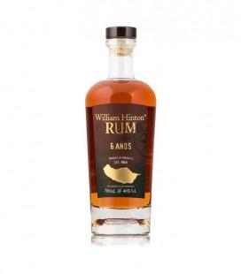 Rum William Hinton 6 Years 40º