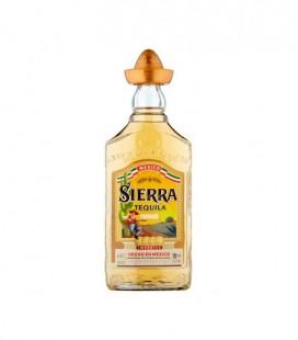 Tequila Sierra Reposado 38º