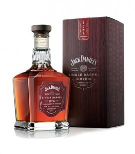 Jack Daniel s Single Barrel Rye 45% Vol. 700 ml