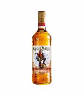 Rum Captain Morgan Spiced Gold 35º