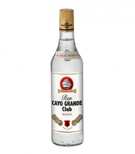 Rum Cayo Grande Club Blanco 37,5º