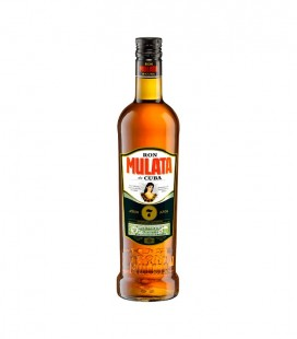 Rum Mulata Añejo Gran Reserve 7 Years 38º