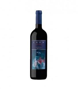 CARM Tito Red Wine 2010