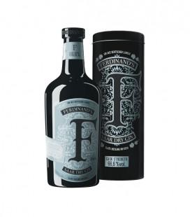 Gin Ferdinand s Saar Dry Cask Strength 66,6º