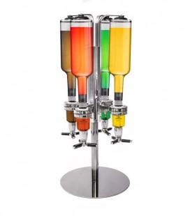 4 Bottle Dispenser