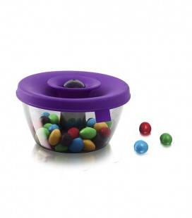 PopSome Candy & Nuts Vacu Vin Purple