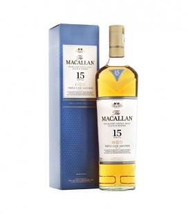 Macallan 15 Years Triple Cask 43º