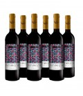 6 X Intimista Douro Vin Rouge 2014