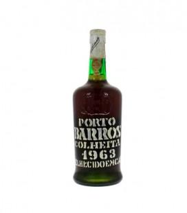 Barros Colheita 1963 Port
