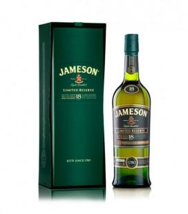 Jameson 18 anos 40º