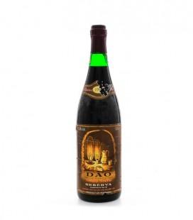 Dão Pipas Reserve Red Wine 1985