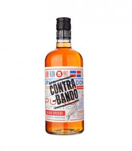 Rum Contrabando 5 Years