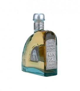 Tequila Aha Toro Reposado 40º