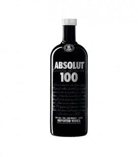 Vodka Absolut 100 Proof 50º 1L