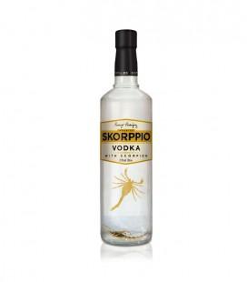 Vodka Skorppio with Scorpion