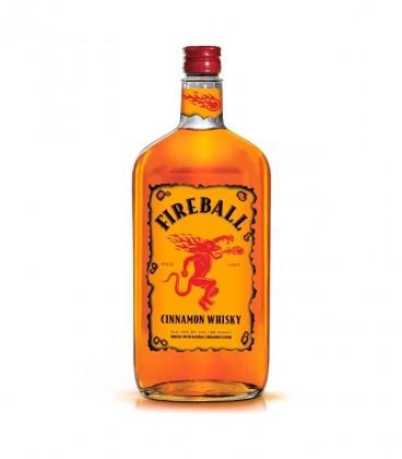 Liquor Fireball Cinnamon & Whisky 33º