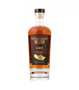 Rum William Hinton 6 Years