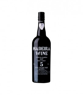 Madeira J. Faria Sweet 5 years