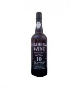 Madeira J. Faria Sweet 10 Years