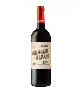 Heraclio Alfaro Rioja Red Wine 2016