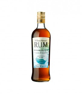 Rum William Hinton 3 Years