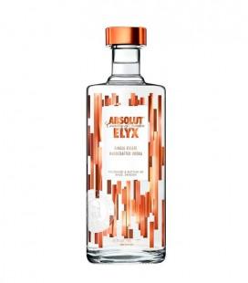 Vodka Absolut Elyx Premium 4.5L