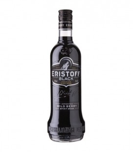 Vodka Eristoff Black 18º
