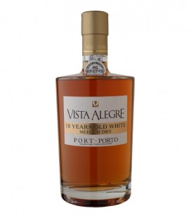 Vista Alegre 10 Years Old White