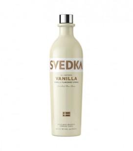 Vodka Svedka Vanilla