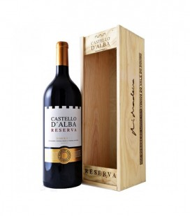 Castello D'Alba Reserve Red Wine 2012 5L