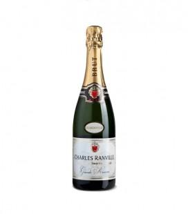 Charles Ranville Grd Réserve Chardonnay Brut