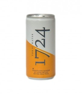 Tonic Water 1724 Can 200ml