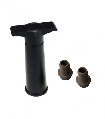 Vacuum Pump com 2 Stopper corks