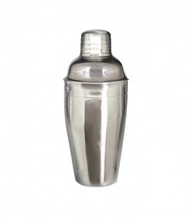 Shaker Cocktail Inox Vin Bouquet 500ml