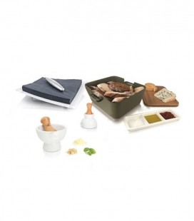 Giftbox Vacu Vin Tapas Set