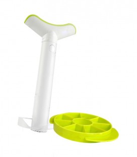 Pineapple Slicer Medium Vacu Vin & Wedger