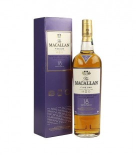 Macallan Fine Oak 18 Years 43º