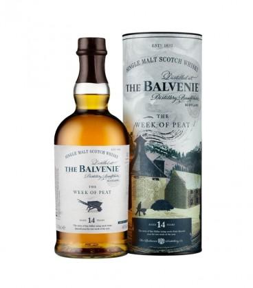 Balvenie 14 Years The Week Of Peat 48.3º vol 70 cl