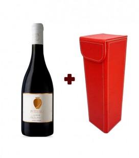 Set Piteira Red Wine 2015 + Box 1 Bottle Red