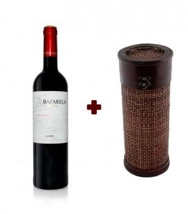 Set Bafarela Reserve Red Wine 2017  + Bamboo Wooden Chest for 1 Bottle