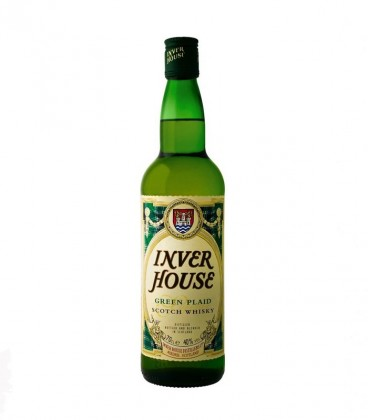 Whiskey Inver House Green Plaid
