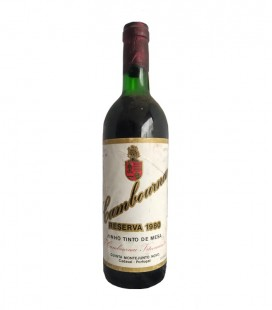 Cambournac Red Reserve 1980