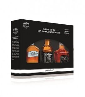 Jack Daniel's Tasting Set 3x5cl