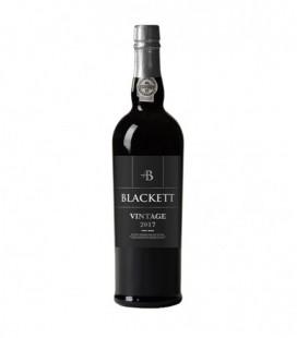 Alchemy Wines Blackett Vintage 2017