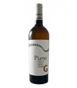 Carlos Alonso Wines Piano Moscatel Galego White 2018